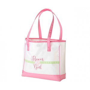 Lillian Rose Flower Girl Tote