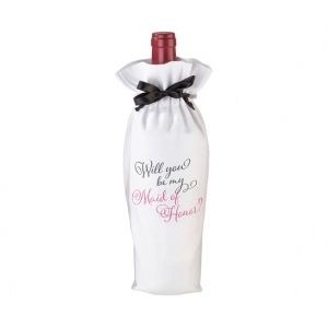 Lillian Rose Maid Of Honor Wine Bag