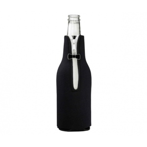 Lillian Rose Bottle Cover Black Tie