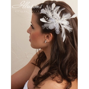 Illusions Bridal Hair Accessories 8233