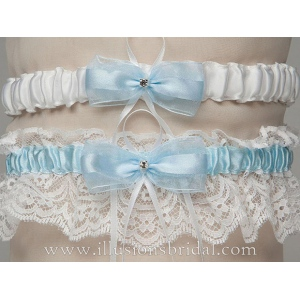 Illusions Bridal Garters and Purses 1011