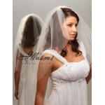Illusions Bridal Cut Edge Veil 7-301-CT