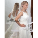 Illusions Bridal Lace Edge Veil D7-452-5L