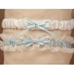 Illusions Bridal Garters and Purses 1015