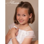 Illusions Bridal Flower Girl and First Communion Accessories 916FG