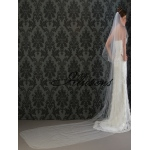 Illusions Bridal Corded Edge Veil C5-1442-C