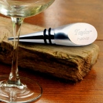 JDS Personalized Wine Bottle Stopper