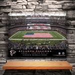 JDS Canvas Prints: NFL Stadium