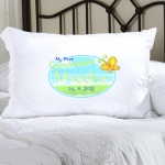 JDS Personalized First Communion and Confirmation Pillow Cases