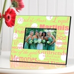JDS Personalized Frame: Maid of Honor
