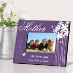 JDS Personalized Picture Frame: Bloomin' Butterfly