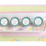 Cute as a Button, Personalized Candy Tin: Set of 12