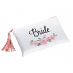 Watercolor Floral Bride Survival Bag
