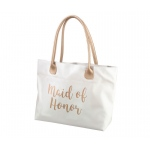 Gold Maid Of Honor Tote Bag