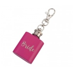 Bride Pink Mini Flask