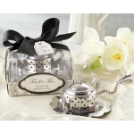 "Kate Aspen ""Tea for Two"" Teapot Tea Infuser"