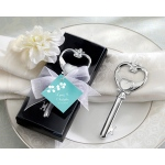 "Kate Aspen ""Key To My Heart"" Victorian Style Bottle Opener"