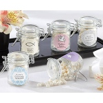 Kate Aspen Glass Favor Jars - Religious (Set of 12) (Available Personalized)