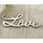 "Kate Aspen ""Love"" Bottle Opener"