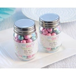"Kate Aspen ""Gender Reveal"" Personalized Mini Mason Jar (Set of 12)"