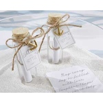 "Kate Aspen ""Message in a Bottle"" Glass Favor Bottle (Set of 12)"