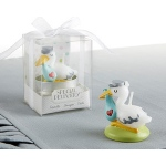 Kate Aspen Special Delivery Stork Candle (Set of 4)