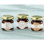 Kate Aspen Personalized Strawberry Jam - Copper Foil (Set of 12)