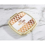 Kate Aspen Personalized Gold Compact - Copper Foil