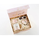 Kate Aspen Pink and Gold Will You Be My Bridesmaid Kit