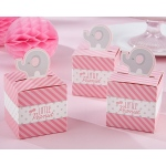 Little Peanut Elephant Favor Box: Set of 24