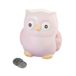Lillian Rose Pink Owl Bank