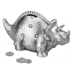 Lillian Rose Dinosaur Pewter Bank