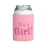 Lillian Rose It's a Girl Cup Cozy
