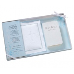 Lillian Rose Baby Bible w/Cover
