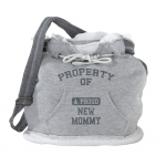 Lillian Rose Property of Mommy Diaper Bag