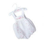 Lillian Rose Blessing Romper (0-6 months)