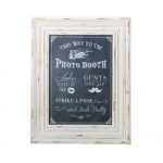 Lillian Rose Photo Booth Framed Sign