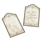 Lillian Rose Set of 24 Gold Tags