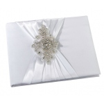 Lillian Rose Jeweled Motif Guest Book