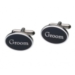 Lillian Rose Groom Cufflinks