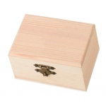 Lillian Rose Pine Ring Bearer Box - Blank