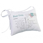 Lillian Rose Postcard Ring Pillow