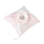 Lillian Rose Blush Pink Ring Pillow