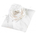 Lillian Rose Chic & Shabby Ring Pillow