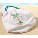 Lillian Rose Let The Fun - Beach Bag
